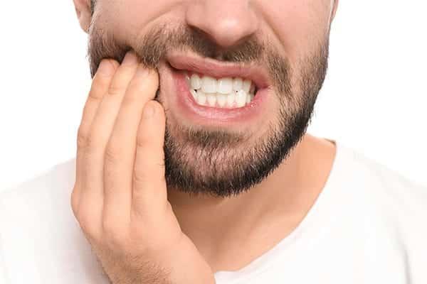 Dolor mandibular provocado por bruxismo