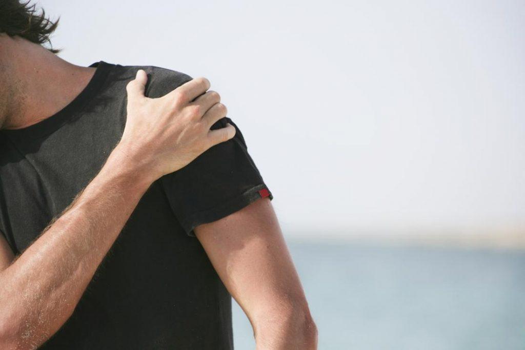 dolor de hombro relacionado con la diabetes