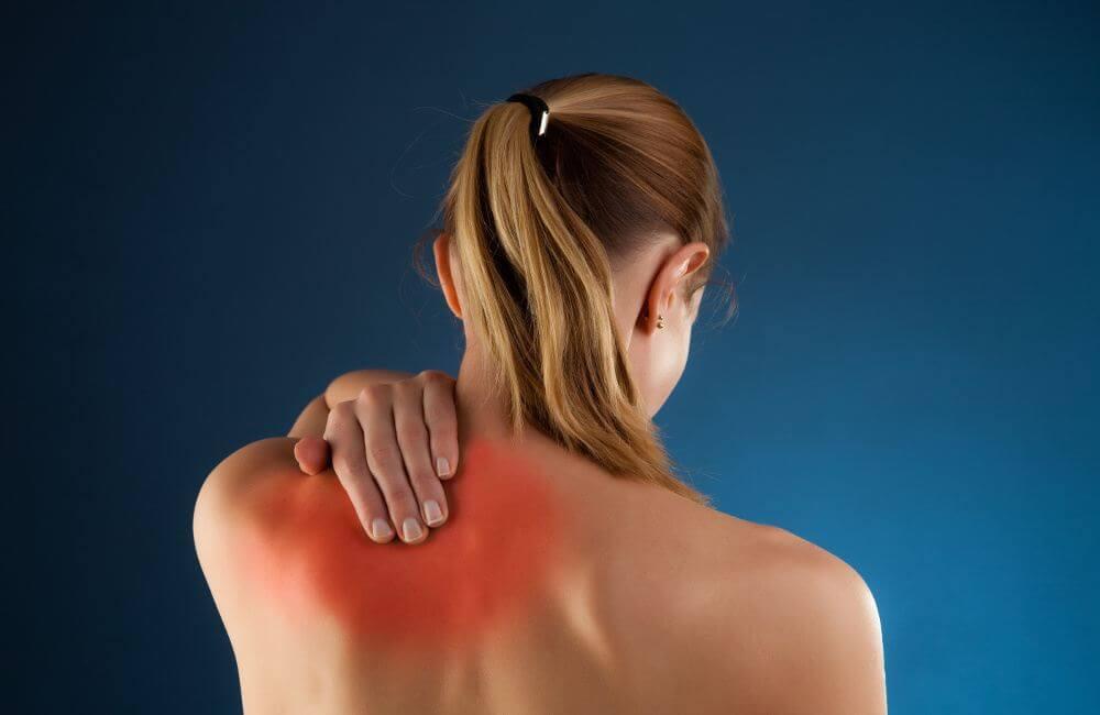 Dolor de hombro y cuello